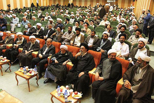 سومین همایش چهره ماندگار تبلیغی استان اصفهان