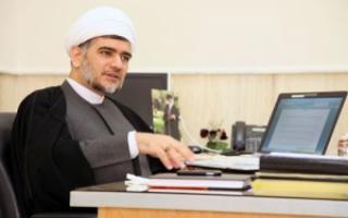حجت الاسلام والمسلمین دکتر محسن الویری