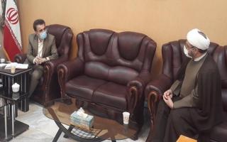 دانشگاه علوم پزشکی قم - حجت الاسلام علی مخدوم - دکتر قدیر
