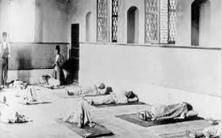 بیماری های فراگیر در تاریخ، مسجد در تمدن اسلامی، تاریخ طاعون.