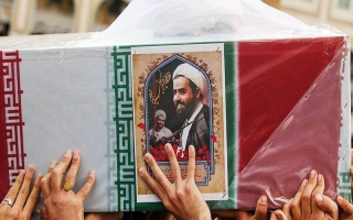 شهید مدافع حرم حجت الاسلام و المسلمین دهقانی