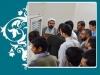 بازدید طلاب از مرکز ملی پاسخگویی به سؤالات دینی نمایندگی خراسان رضوی